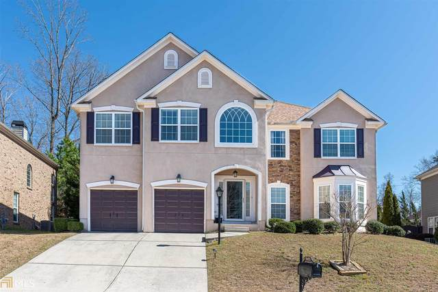 7127 Thoreau Cir, Atlanta, GA 30349 (MLS #8853768) :: Rettro Group
