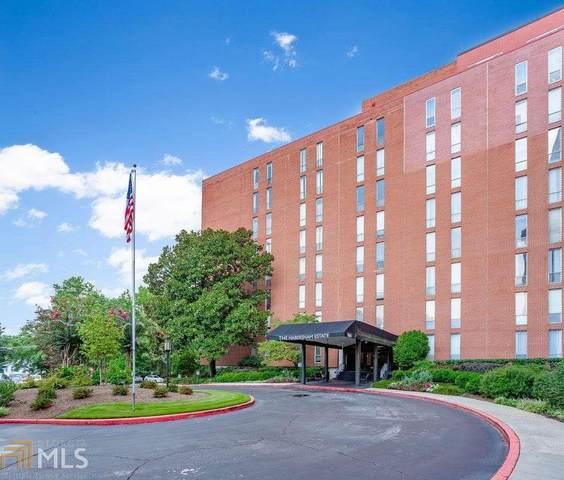 3060 Pharr Court North #704, Atlanta, GA 30305 (MLS #8854070) :: AF Realty Group