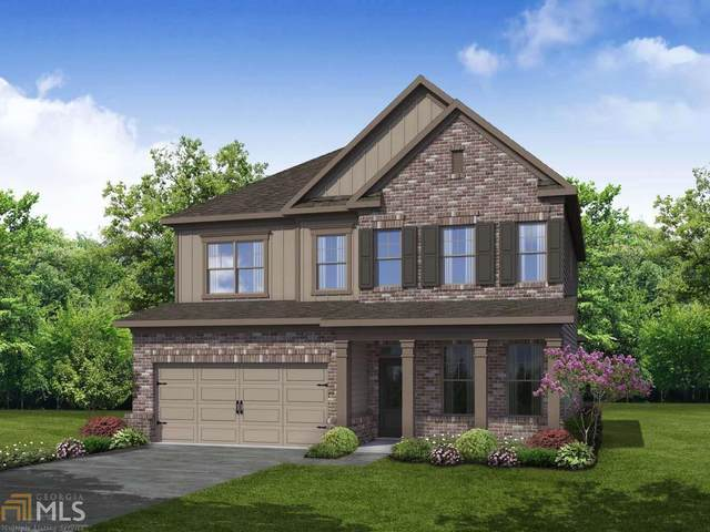 4344 Birch Meadow Trl 44 A, Gainesville, GA 30504 (MLS #8854399) :: Crown Realty Group
