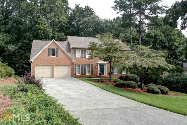 1957 Woodmont Ct, Marietta, GA 30062 (MLS #8855880) :: The Durham Team