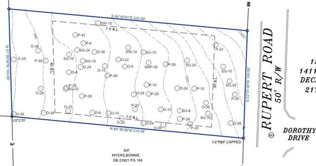 1411 Rupert Rd, Decatur, GA 30030 (MLS #8855908) :: Crown Realty Group