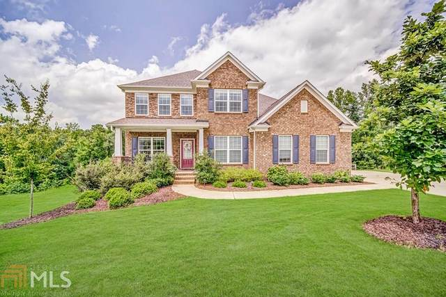 438 Greyfield Dr, Canton, GA 30115 (MLS #8856152) :: The Durham Team