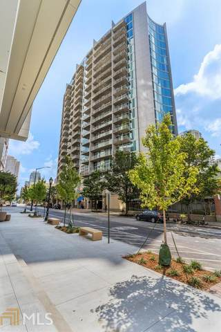 44 Peachtree Pl #729, Atlanta, GA 30309 (MLS #8856270) :: Team Cozart