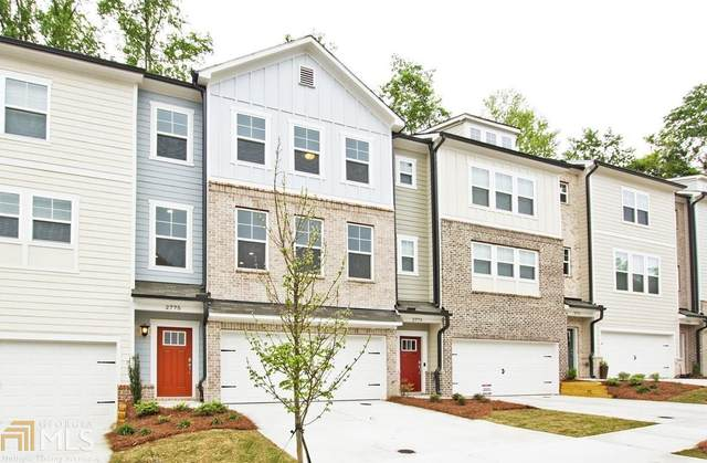1623 Venture Point Way #37, Decatur, GA 30032 (MLS #8856296) :: Military Realty