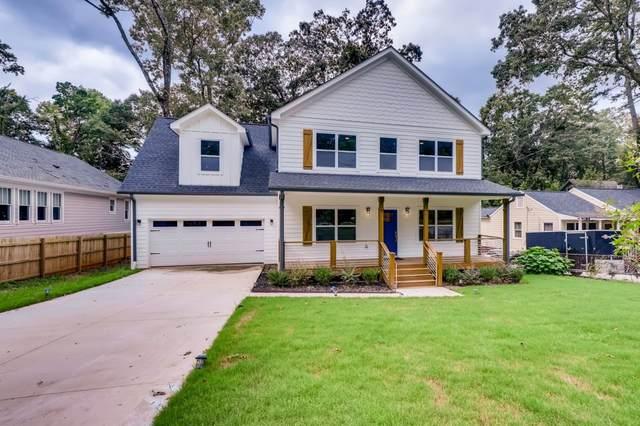 1919 Bonner St, Decatur, GA 30032 (MLS #8856470) :: Buffington Real Estate Group