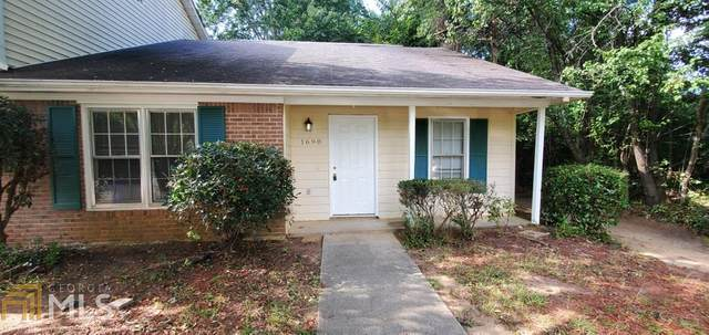 1698 Hunting Creek Dr, Conyers, GA 30013 (MLS #8856574) :: Bonds Realty Group Keller Williams Realty - Atlanta Partners