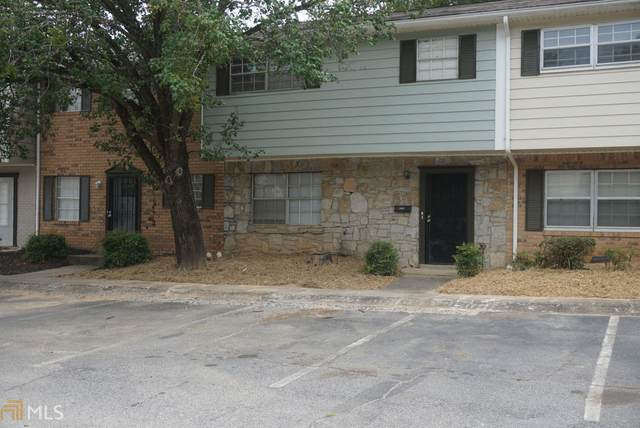 4701 Flat Shoals Rd 45 G, Union City, GA 30291 (MLS #8856585) :: Athens Georgia Homes