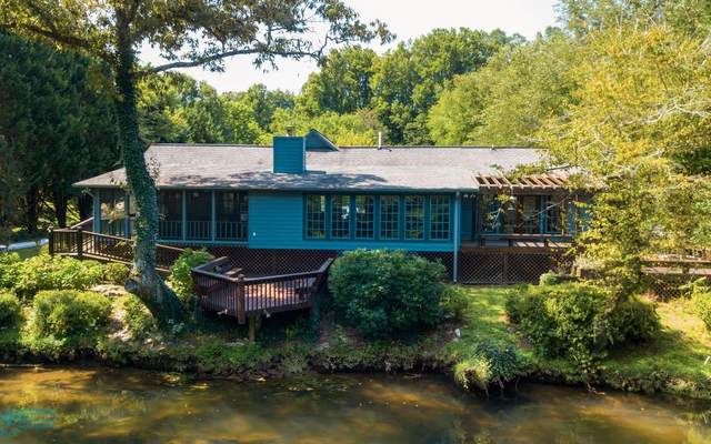 142 Misty River, Hayesville, NC 28904 (MLS #8856661) :: Buffington Real Estate Group