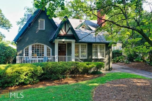 129 Huntington Rd, Atlanta, GA 30309 (MLS #8856785) :: Keller Williams Realty Atlanta Classic
