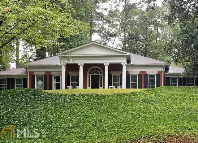 3940 Beechwood Dr, Atlanta, GA 30327 (MLS #8856818) :: Keller Williams Realty Atlanta Partners