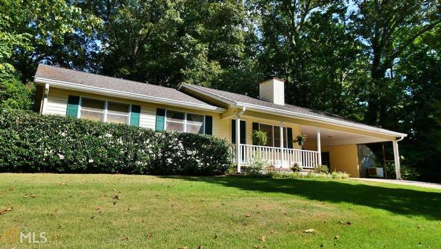 2820 Lullwater Dr, Gainesville, GA 30506 (MLS #8856855) :: Keller Williams Realty Atlanta Partners