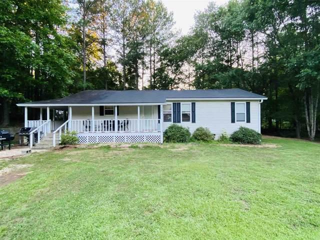 400 Bohannon, Grantville, GA 30220 (MLS #8856882) :: Tim Stout and Associates