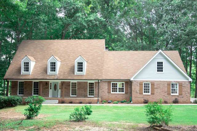 5164 W Shore Dr, Conyers, GA 30094 (MLS #8856940) :: Tim Stout and Associates