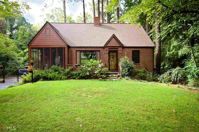2218 W Rugby Ave, College Park, GA 30337 (MLS #8857228) :: Crown Realty Group