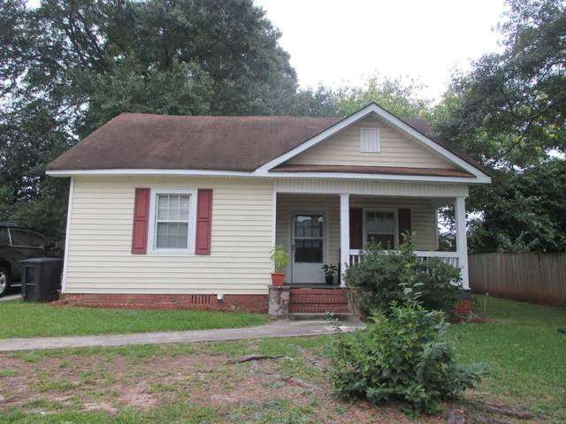 615 South Church St, Thomaston, GA 30286 (MLS #8857257) :: Rettro Group