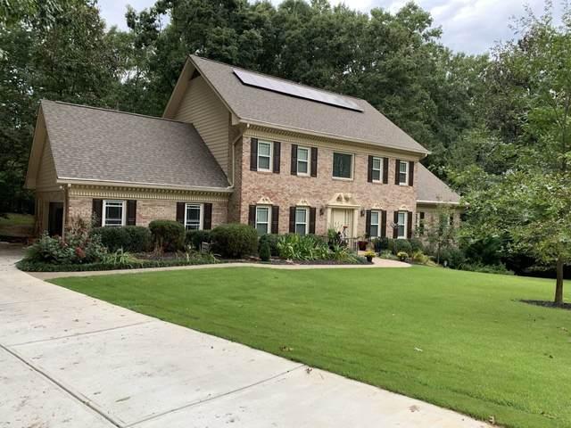 8080 Habersham Waters Rd, Sandy Springs, GA 30350 (MLS #8857282) :: Keller Williams Realty Atlanta Partners