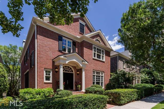 720 Longleaf Dr, Atlanta, GA 30342 (MLS #8857361) :: The Durham Team