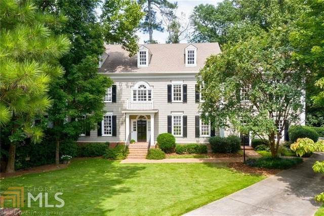 919 Weyman Ct, Atlanta, GA 30327 (MLS #8857468) :: The Durham Team