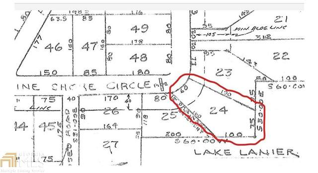 3974 Pine Shore Cir, Gainesville, GA 30501 (MLS #8857498) :: Tim Stout and Associates