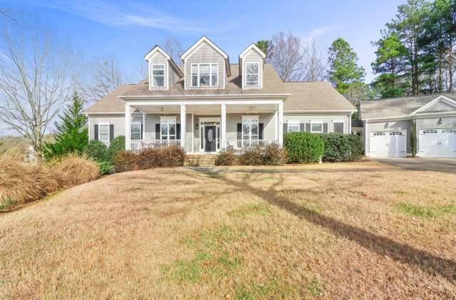 75 Harbor Vw, Newnan, GA 30263 (MLS #8857530) :: Keller Williams Realty Atlanta Classic