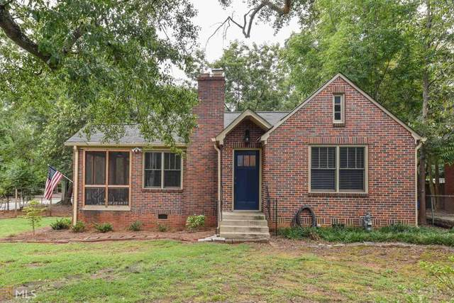 590 Southview Dr, Athens, GA 30605 (MLS #8857536) :: Military Realty