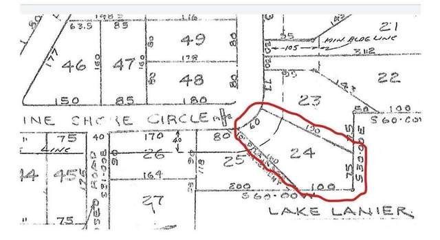 3974 Pine Shore Cir #24, Gainesville, GA 30501 (MLS #8857572) :: Tim Stout and Associates