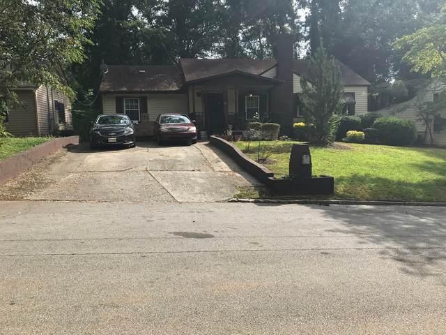 1362 Lanvale Dr, Atlanta, GA 30310 (MLS #8857757) :: Keller Williams Realty Atlanta Partners
