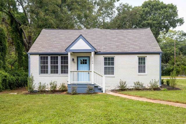 2704 Mcafee Rd, Decatur, GA 30032 (MLS #8857873) :: Crown Realty Group