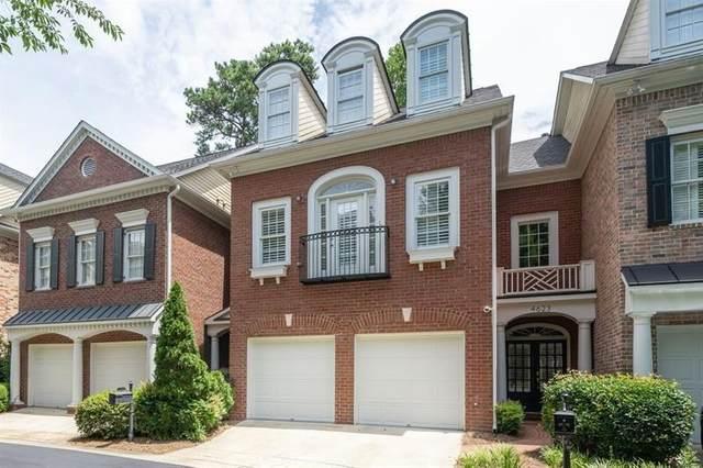4623 Ivygate Cir, Atlanta, GA 30339 (MLS #8857950) :: AF Realty Group