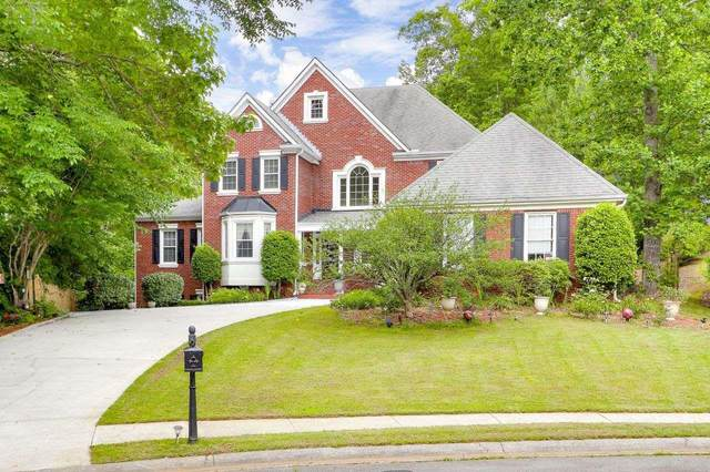 1326 Cameron Glen Dr, Marietta, GA 30062 (MLS #8857995) :: Military Realty