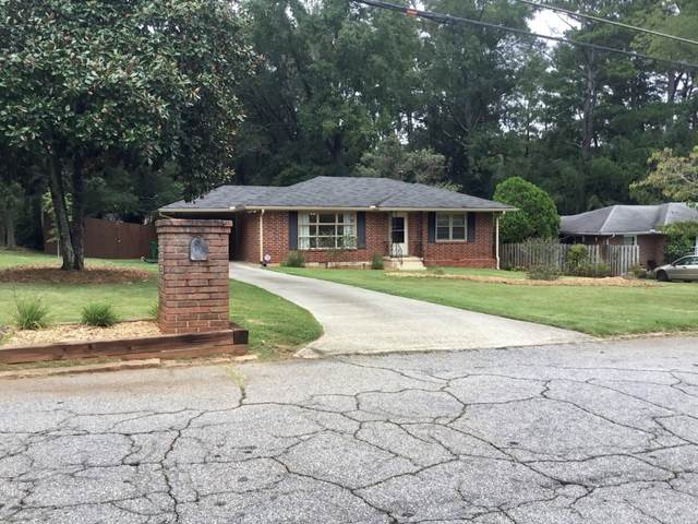 1207 N Valley Brook Rd, Decatur, GA 30033 (MLS #8858027) :: Keller Williams