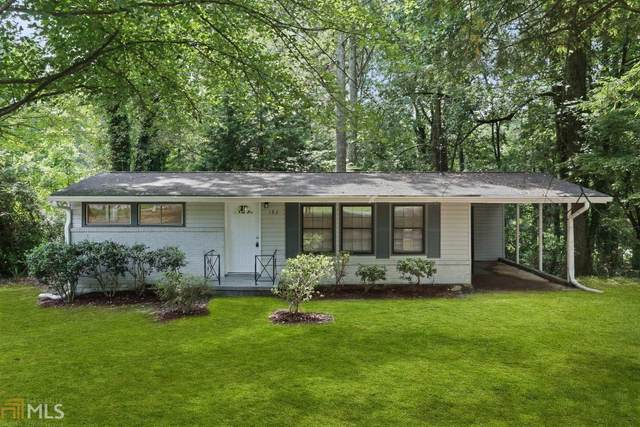 133 Strickland Dr, Mableton, GA 30126 (MLS #8858152) :: Crown Realty Group