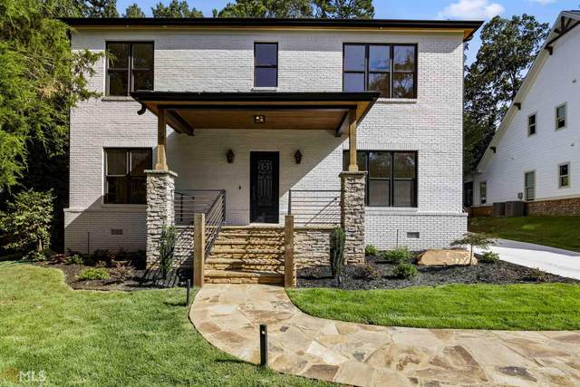 2051 Cambridge Ave, College Park, GA 30337 (MLS #8858193) :: Crown Realty Group