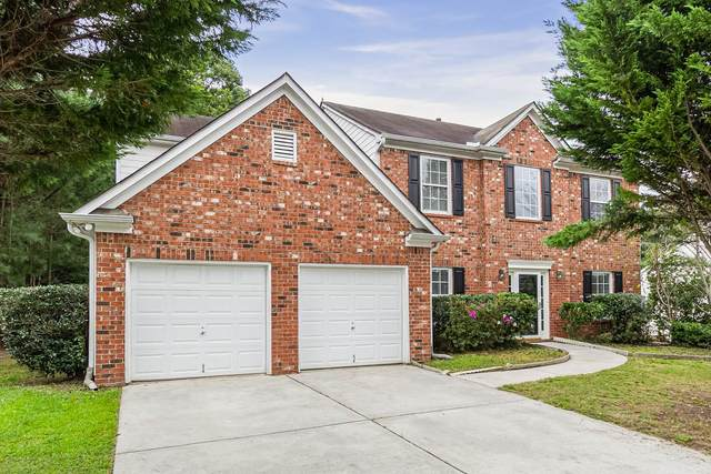5699 Village, Fairburn, GA 30213 (MLS #8858247) :: Rettro Group