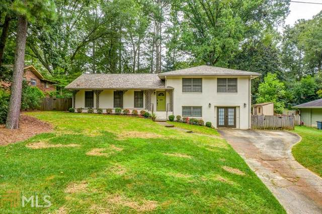 2469 River Oak Dr, Decatur, GA 30033 (MLS #8858374) :: Keller Williams Realty Atlanta Partners