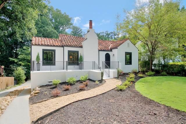 1437 Briarcliff Rd, Atlanta, GA 30306 (MLS #8858483) :: Regent Realty Company