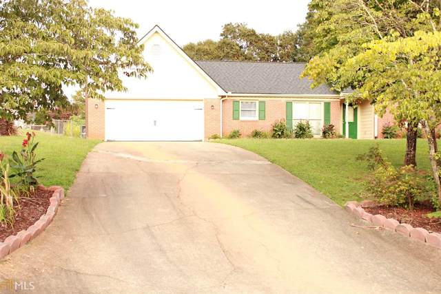 3874 SW Hunter Chase #43, Conyers, GA 30094 (MLS #8858586) :: Buffington Real Estate Group