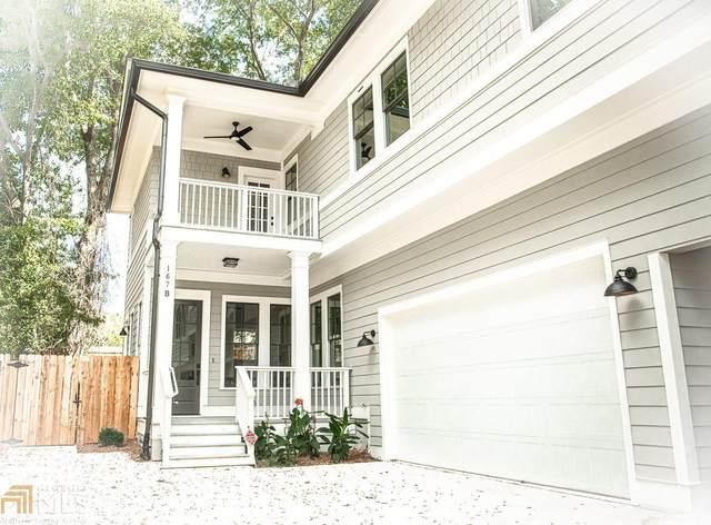 167 Whitefoord Ave B, Atlanta, GA 30307 (MLS #8858652) :: Crown Realty Group