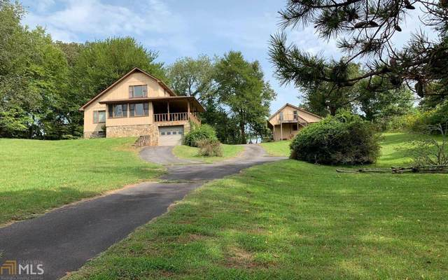 845 Chatuge Ln, Hayesville, NC 28904 (MLS #8858683) :: Buffington Real Estate Group