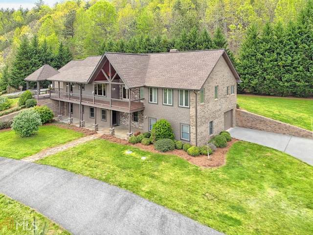 152 Summit Trce, Blairsville, GA 30512 (MLS #8858704) :: Military Realty