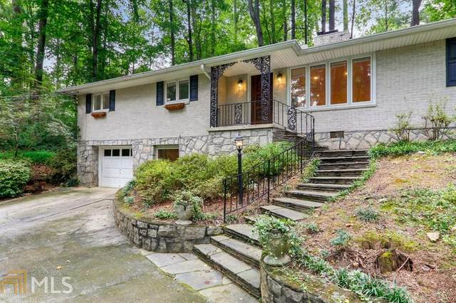 1110 Lee Cir, Atlanta, GA 30324 (MLS #8858725) :: Tim Stout and Associates
