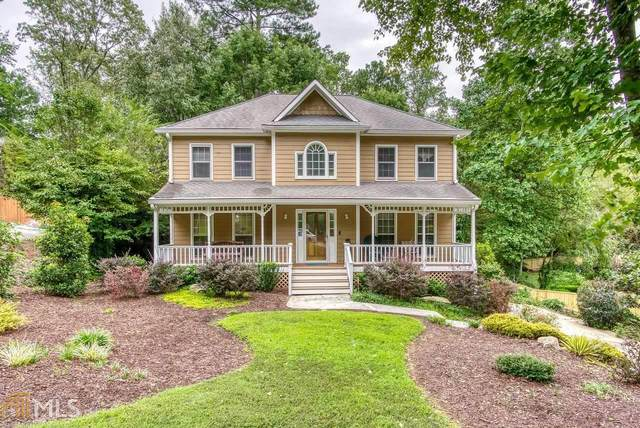 840 Woodmont Dr, Marietta, GA 30062 (MLS #8858730) :: The Durham Team
