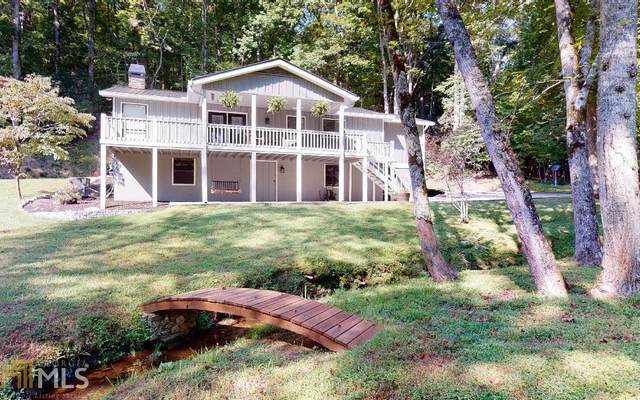 717 Ford Rd, Warne, NC 28909 (MLS #8858760) :: Buffington Real Estate Group