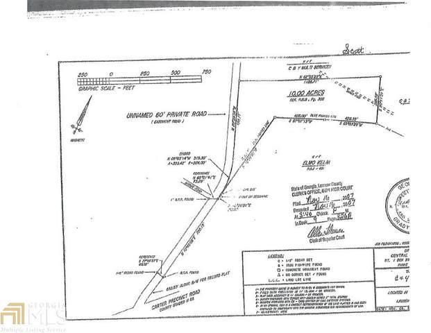 0 Old Carter Rd, Adrian, GA 31002 (MLS #8858816) :: Rettro Group