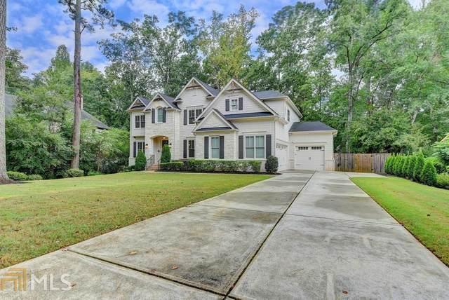 2160 Meadowcliff Drive, Atlanta, GA 30345 (MLS #8858829) :: The Durham Team