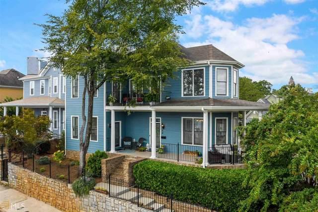 620 Auburn Ave, Atlanta, GA 30312 (MLS #8858836) :: Regent Realty Company