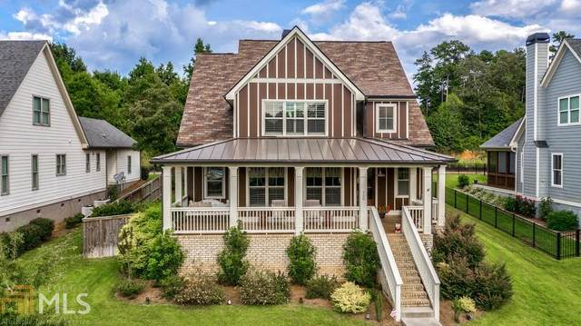 120 Red Bluff Drive, Athens, GA 30607 (MLS #8858844) :: Military Realty