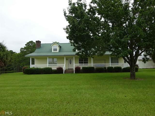 405 Lanier Road, Claxton, GA 30417 (MLS #8858923) :: RE/MAX Eagle Creek Realty
