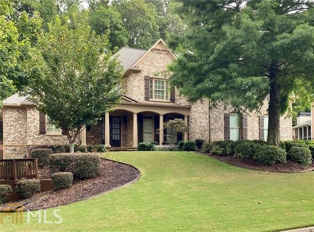 208 Grandmar Chase, Canton, GA 30115 (MLS #8859130) :: The Durham Team