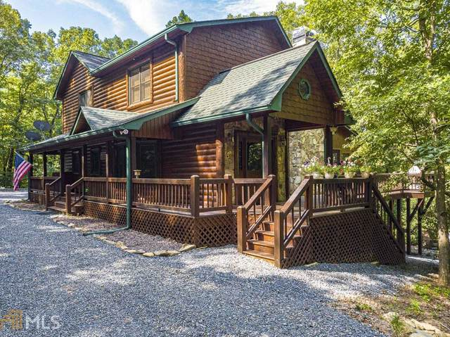 220 Cross Creek Rd, Mineral Bluff, GA 30559 (MLS #8859141) :: Rettro Group